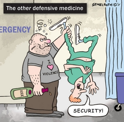 The other defensive medicine